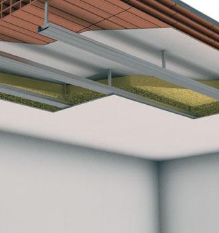 Prodotti per l 39 edilizia costruzioni a secco - Isolamento interno ...